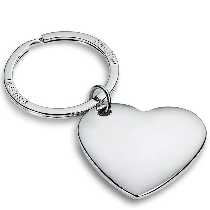 prezent walentynkowy - breloczek do kluczy