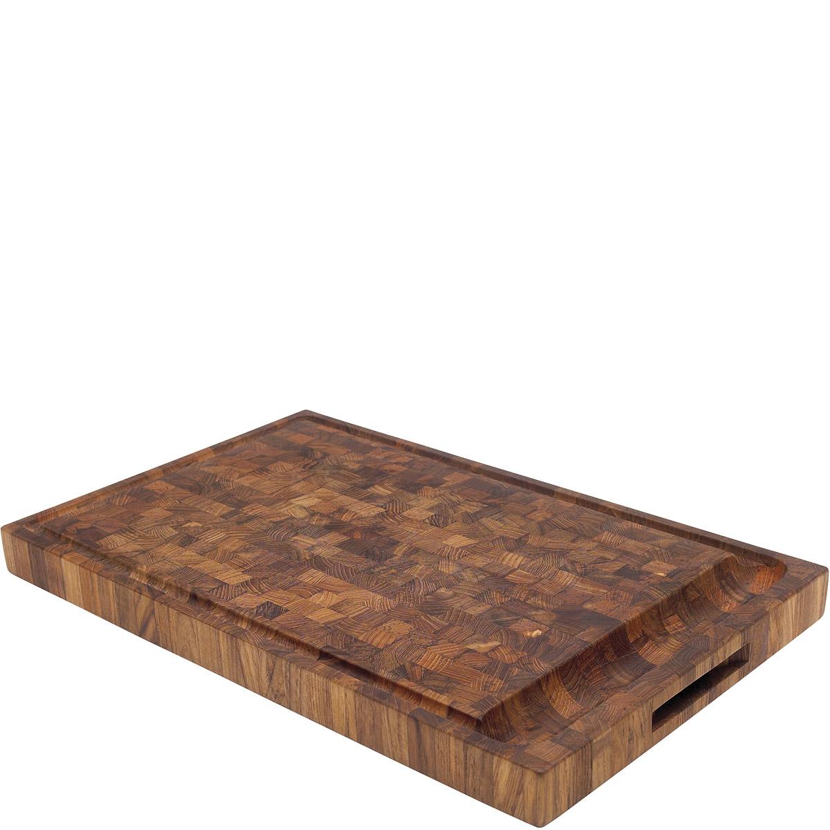 Duża Drewniana Deska Do Krojenia 56x35cm Skagerak
