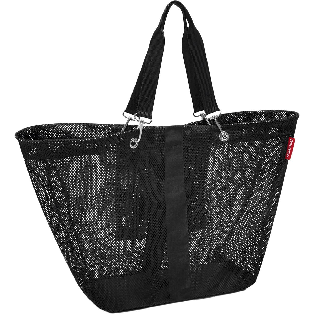 eaffe16e2a856 Duża torba na zakupy Reisenthel Meshbag czarna -
