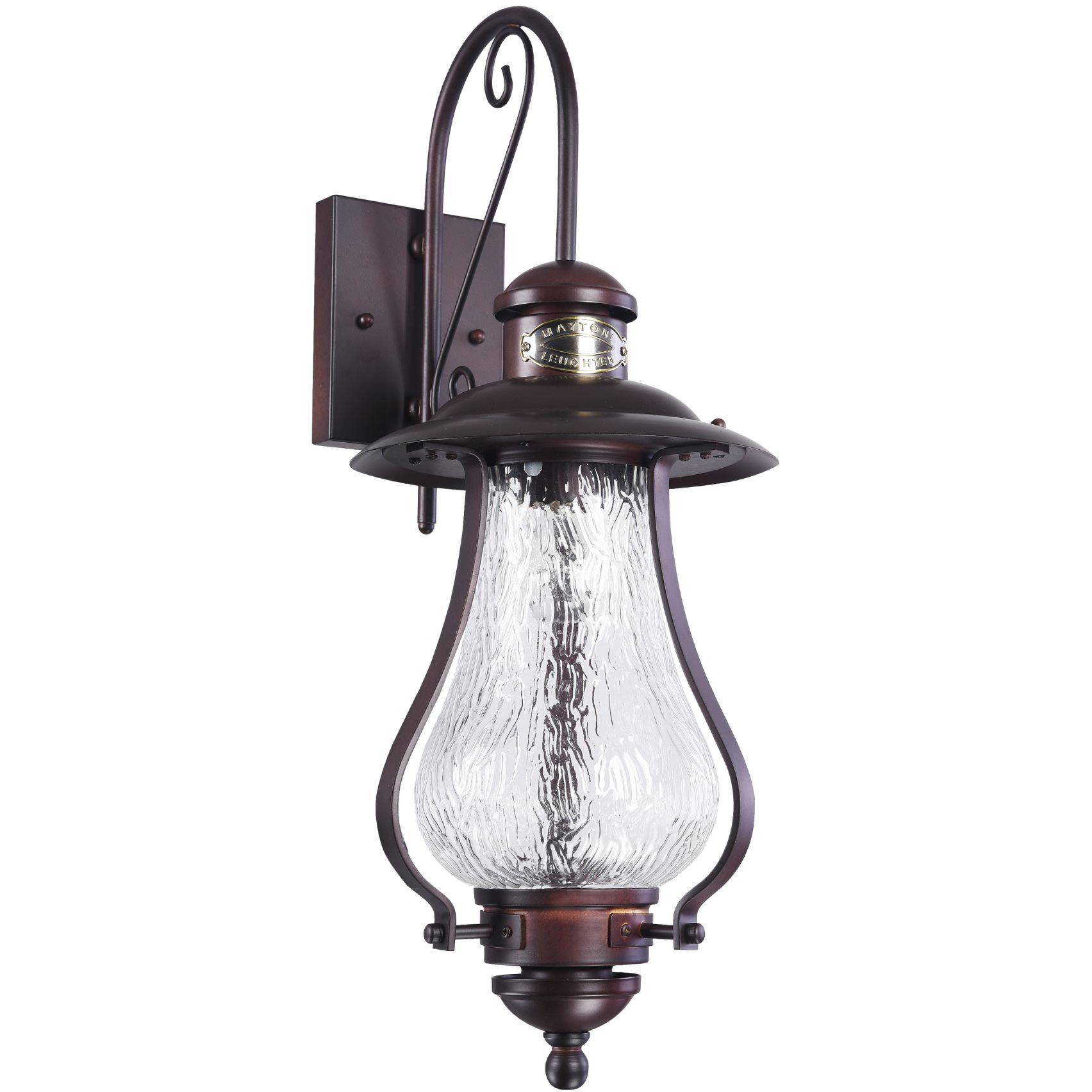 lampy zewnętrzne wiszące retro