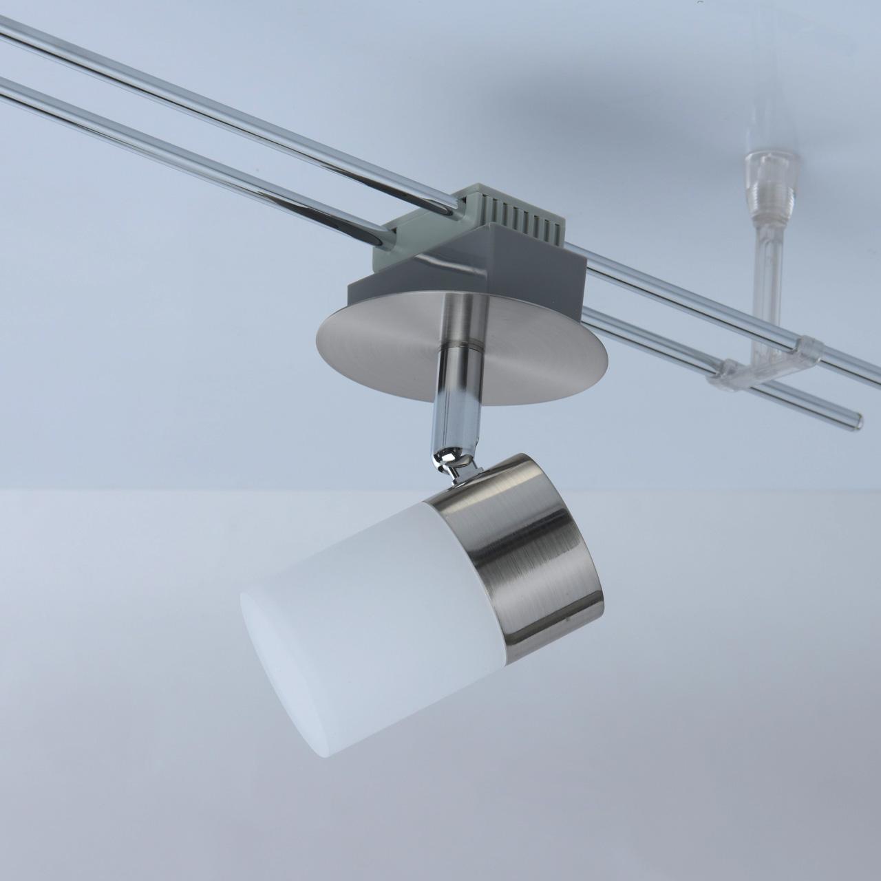 Oświetlenie Sufitowe Punktowe 5xled Demarkt Techno