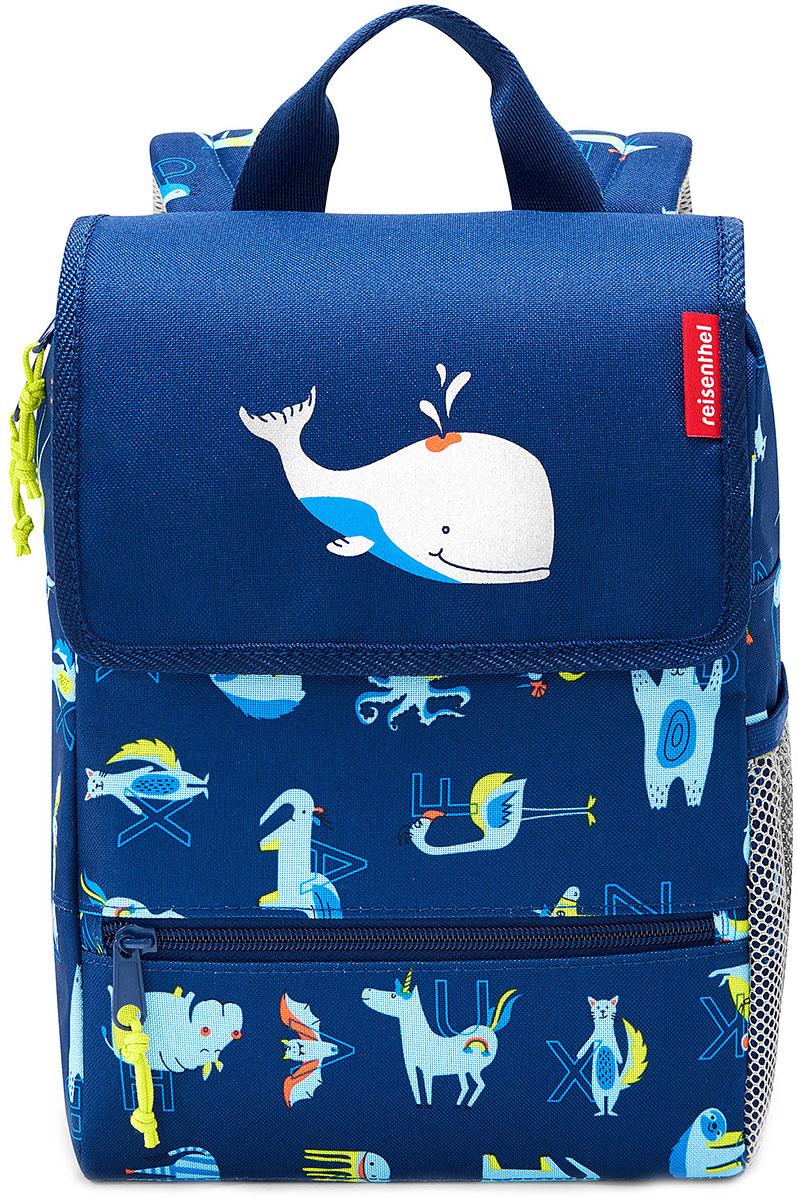2d85551ff93fe Plecak dla dzieci Backpack Kids abc friends Reisenthel niebieski ...