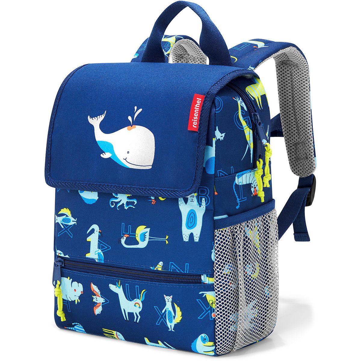 1ec63f8e3801b Plecak dla dzieci Backpack Kids abc friends Reisenthel niebieski ...