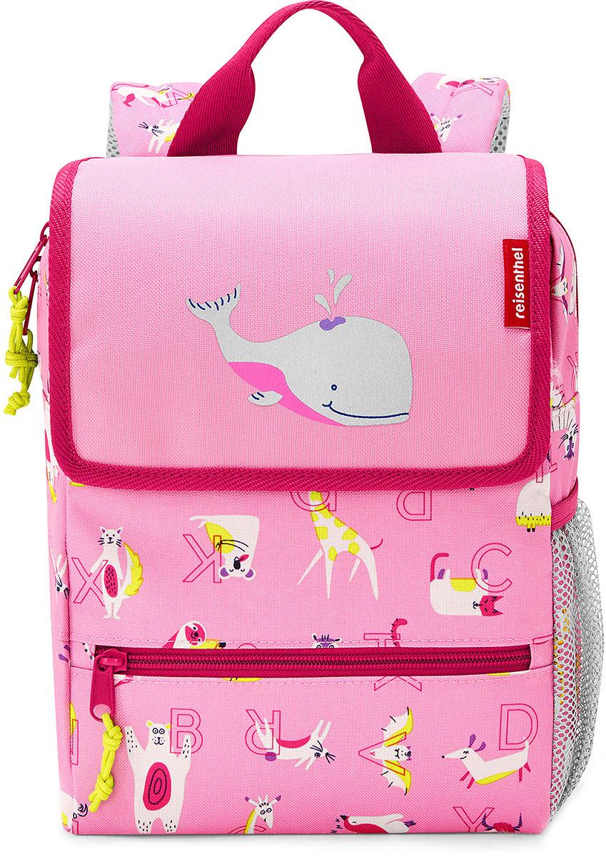 769138aef48db Plecak dla dzieci Backpack Kids abc friends Reisenthel różowy ...