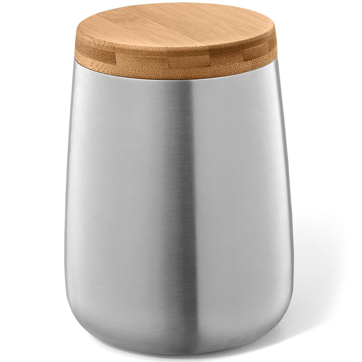 Pojemnik Kuchenny Z Bambusową Pokrywką Bevo Zack