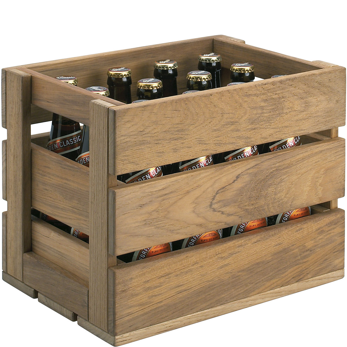 a245a90812c90 Skrzynia drewniana na 12 butelek piwa Dania Skagerak | sklep ...