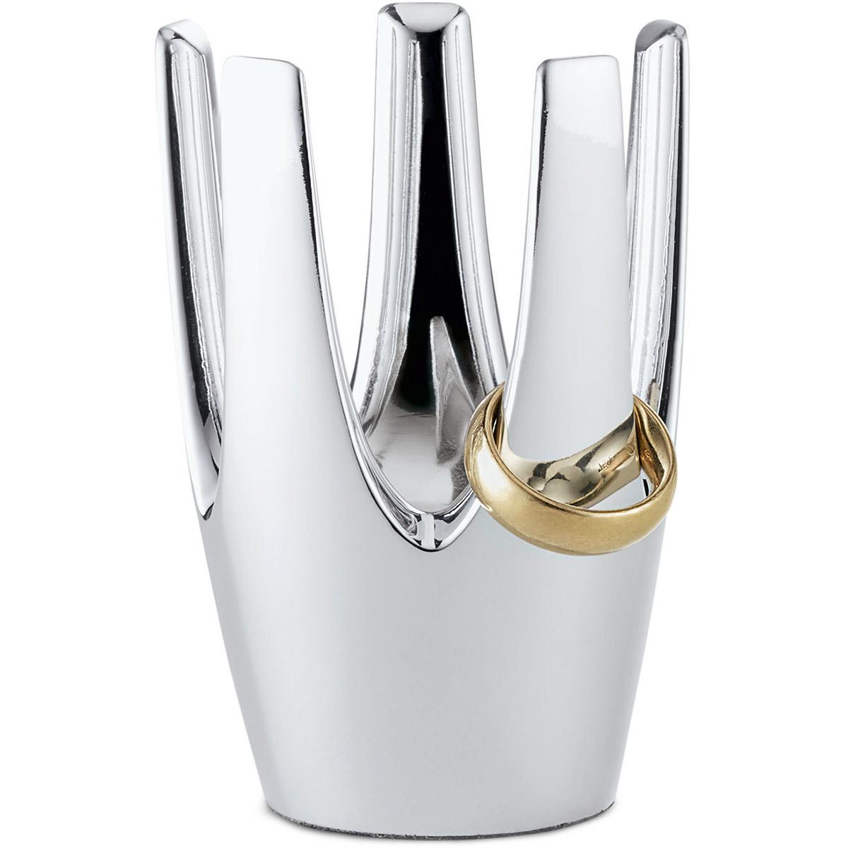oryginalne prezenty walentynkowe- stojak na biżuterię korona