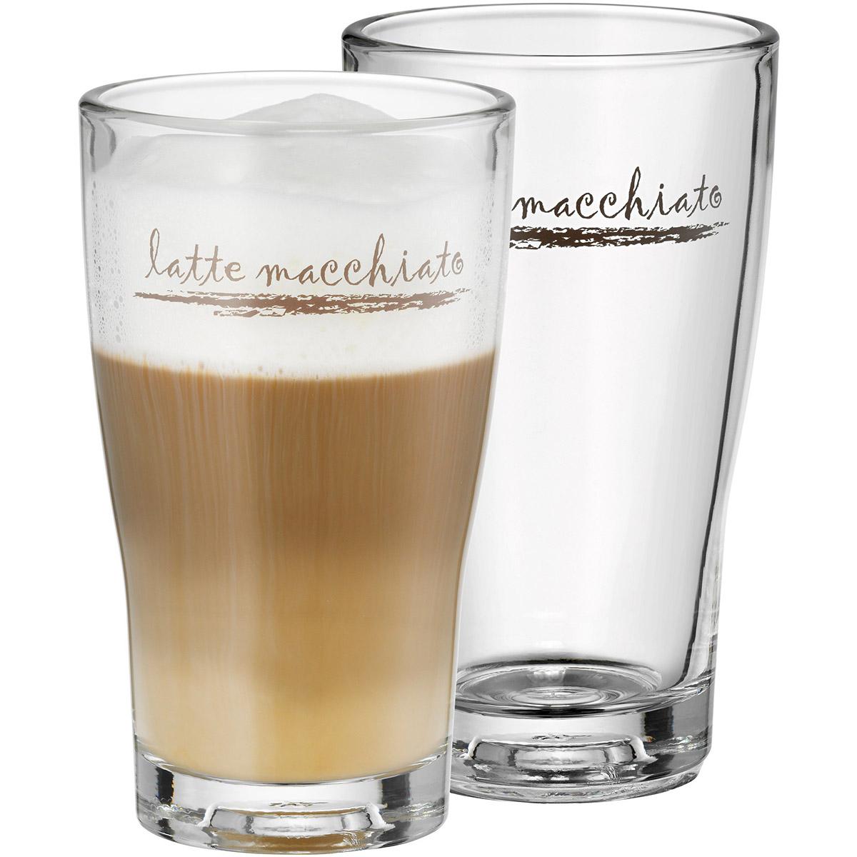 Szklanki Do Latte Macchiato Barista Wmf 2 Sztuki Sklep Internetowy