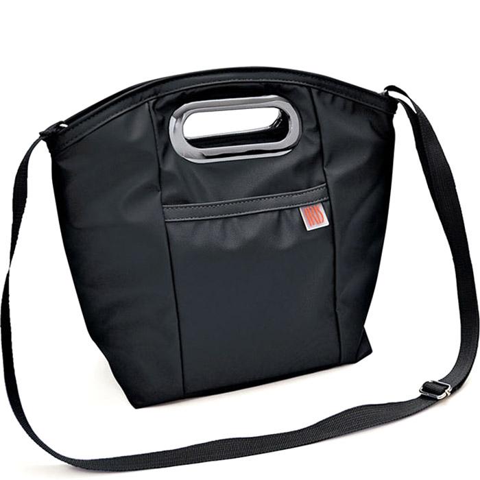 ca64e8ba64d02 Torba Lady Lunch Bag Iris Barcelona czarna - | sklep internetowy ...