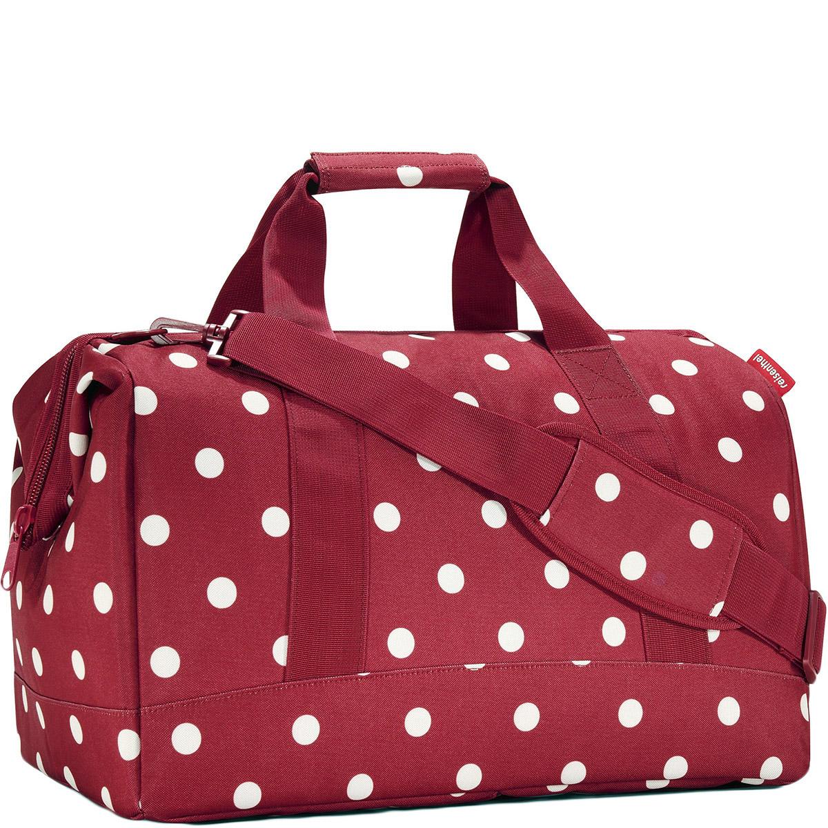 e5b1ff35f3748 Torba podróżna Reisenthel Allrounder L Ruby Dots | sklep internetowy ...