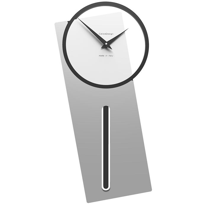 Zegar ścienny Z Wahadłem Sherlock Calleadesign Aluminium