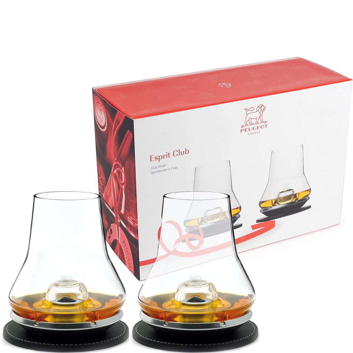 Prezent na Święta Bożego Narodzenia do degustacji Czas na Whisky Peugeot
